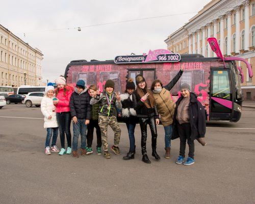 Агентство детских праздников СПб