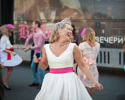 Прекрасная невеста - веселая невеста