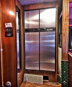 Патибас с холодильником