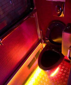 Туалетная комната в патибасе