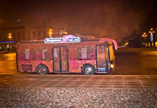 MIni partybus до 15 человек